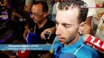"Tour de France. Nibali : ""Quintana devant Contador et Froome"""