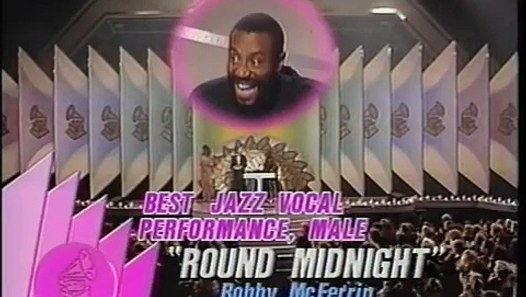 29th Grammy Best Jazz Male - video dailymotion Fats Waller Grammy Awards