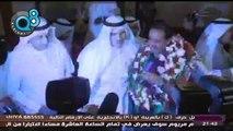 كلمة البطل الأولمبي فهيد الديحاني لحظة وصوله من أولمبياد لندن إلى الكويت 7ـ8ـ2012