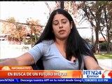 Historia de una madre soltera que abandonó Venezuela para sacar a sus hijos adelante