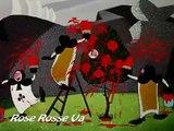Alice Nel Paese Delle Meraviglie - Rose Rosse Van