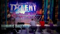 Talent Shows ♡ Talent Shows ♡ Dominic Dagenais - France's Got Talent 2013 audition - Week 3