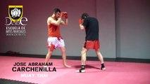 Clases de Muay Thai Madrid - Escuela Artes Marciales Deibe