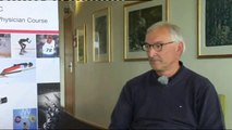 IOC's Medical Commission Head of Sports Medicine and Sport Science - Prof Lars Engebretsen