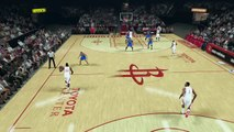 NBA 2K15 for PlayStation 4 James Harden Made me an Ankle Breaker