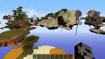 Mod Showcase‬‏   FUN WORLD MOD SURVIVAL ISLAND  PLANETS  SKYBLOCK   popularmmos Minecraft