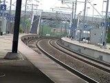 IC A naar Eupen kruist een IR naar Brussels Airport & kruist Thalys PBKA naar Brussel
