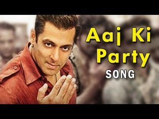 Aaj Ki Party Meri Taraf Se Bajrangi Bhaijaan Song DELETED from the Film | SHOCKING NEWS