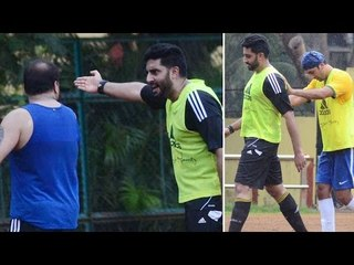 Abhishek Bachchan FIGHTS PUBLICLY, Ranbir Kapoor comes to RESCUE