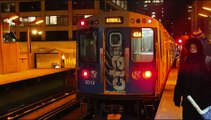 "CTA Transit: INTRODUCING 2009 Bombardier Transportation 5000 Series ""L"" Cars Brown Line"
