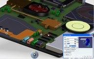 CATIA V6 | Electronics & Circuit Board Design (PCB) | CATIA Flexible Printed Circuit Board