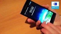 Zippers5 de Vexia, un móvil asequible con ocho núcleos y lector de huellas