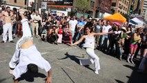 Capoeira Ijexa in Slow Motion HD @ How Weird Street Fair