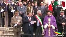 Castrofilippo 4 nov 2014 Giornata dell'Unità Naz. e delle Forze Armate