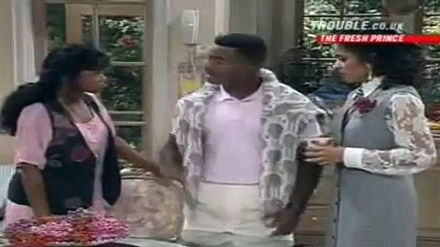 The Fresh Prince of Bel-Air - Will Cries