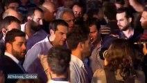 Grèce divisée : 50 000 personnes dans les rues d'Athènes