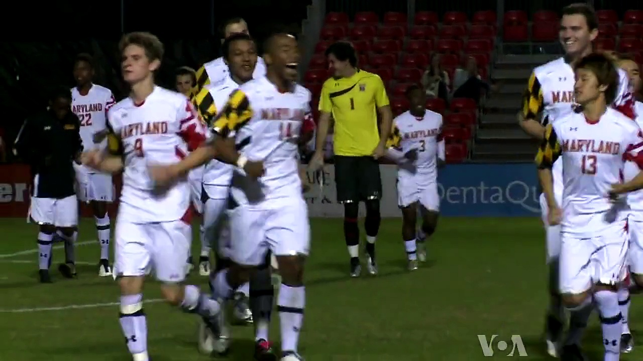 Haitians Thrive on Top US College Soccer Team