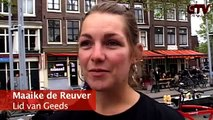 GEEDS.ORG from the Learning Lab - cleaning Amsterdam: VuilnisBAKfiets race