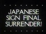 JAPANESE SIGN FINAL SURRENDER on USS Missouri [subtitled/HQ]