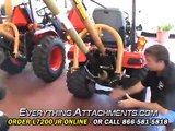 Struck Magnatrac RS1000 Compact Crawler Tractor - video