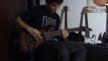 Korn - Self-Titled Album Cover (Guitar Cover Medley)