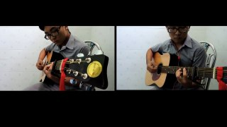 Hien Thuc Nhat ky cua me Fingerstyle cover