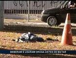 Detidos suspeitos de atear fogo em morador de rua