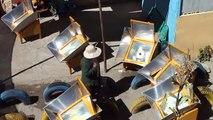 Proyecto cocinas solares en Arequipa