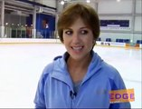 "Dorothy Hamill skates to ""Some Enchanted Evening"" at Kaleidoscope on FOX"