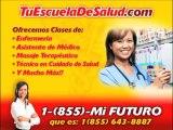 Inscríbete en los cursos de salud gratis en la escuela en Miami Florida