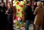 Bud Light commercial - upside down clown