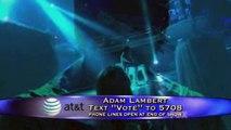 Adam Lambert vs. Siobhan Magnus