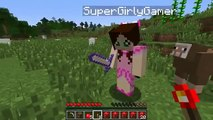 PopularMMOs Lucky Block Mod   MUTANT CREATURES TROLLING GAMES   Modded Mini Game