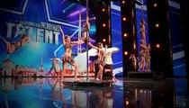 Talent Shows ♡ Talent Shows ♡ Entre Filles - France's Got Talent 2014 audition - Week 3