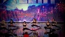 Talent Shows ♡ Talent Shows ♡ Kickass - France's Got Talent 2013 audition - Week 5