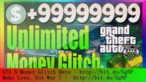 GTA 5 Online - Unlimited MONEY Glitch! After patch 1.25 1.27 WORKING XBOX 360 & PS3 (GTA V Online)