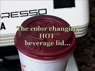 Disposable Coffee Lids