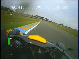 Ariel Atom 3 300 Le Mans Bugatti track 2 laps