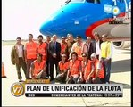 Visión Siete: Aerolíneas Argentinas: Plan de unificación de la flota