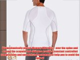Skins A200 Short Sleeve Men's Compression Top - White M
