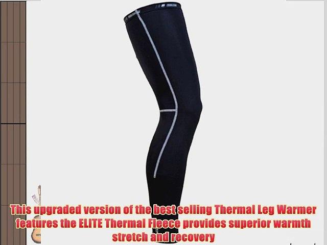 Pearl Izumi Thermal Elite Leg Warmers Medium