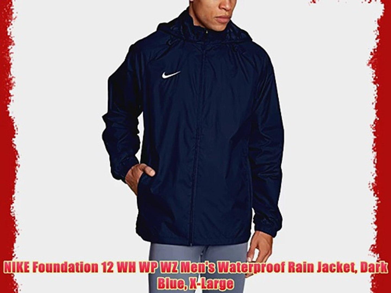 Nike Boys Found 12 Wh Wp Wz Rain Jacket