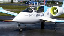 Forget Electric Cars - Airbus Unveils Plans To Fly Battery Powered PLANES Within The Next 20 Years