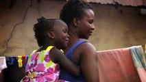 Hilsen fra fadderbarnet til Tone Damli fra Sierra Leone