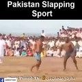 pakistan slapping sports