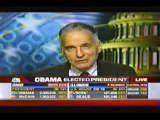 Ralph Nader asks if Barack Obama will be an Uncle Tom (FULL)