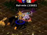 Xel-Mix: Xelor LvL14X, 15PA!!! Sagesse/Dommage/Invok! Hel Munster Dofus