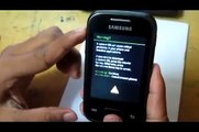 How to Flash Samsung Galaxy with Combination Rom - video