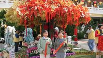 Chinese New Year at HsiLai Temple Los Angeles 2/20/2015