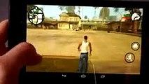 GTA San Andreas Android CHEATS with GTA Cheater apk